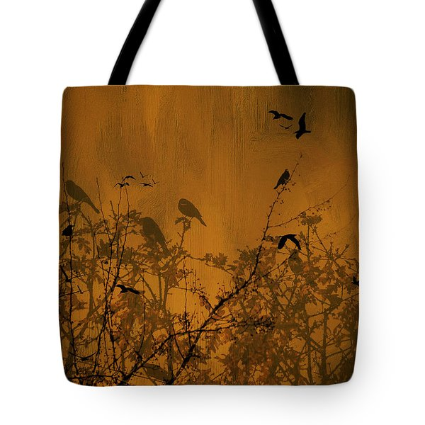Searching For Spring Tote Bag by Diane Schuster