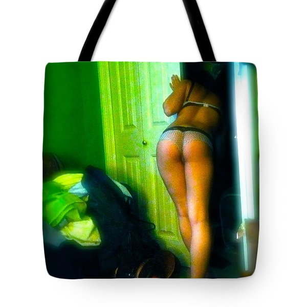 Searching  Tote Bag