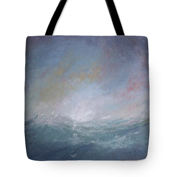 Seascape1 Tote Bag by Sean Conlon