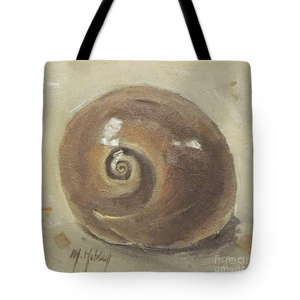 Seashell Beach Moon Shell Snail  Tote Bag