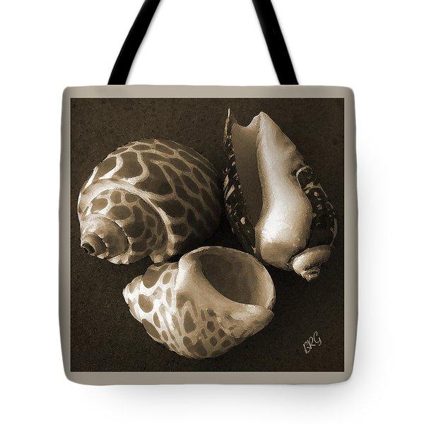 Seashells Spectacular No 1 Tote Bag