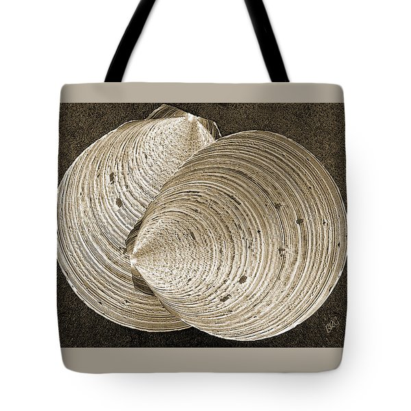 Tote Bag featuring the photograph Seashells Spectacular No 11 by Ben and Raisa Gertsberg