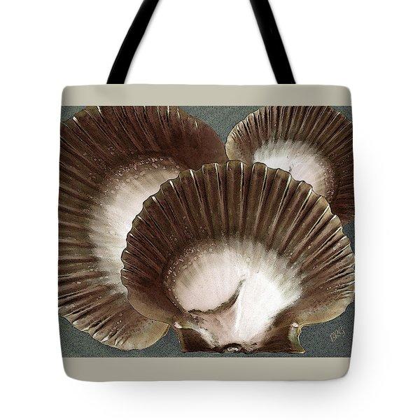 Seashells Spectacular No 22 Tote Bag