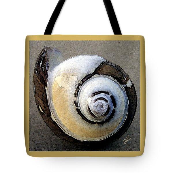 Seashells Spectacular No 3 Tote Bag by Ben and Raisa Gertsberg