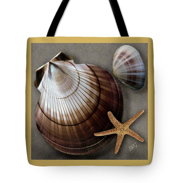 Seashells Spectacular No 38 Tote Bag