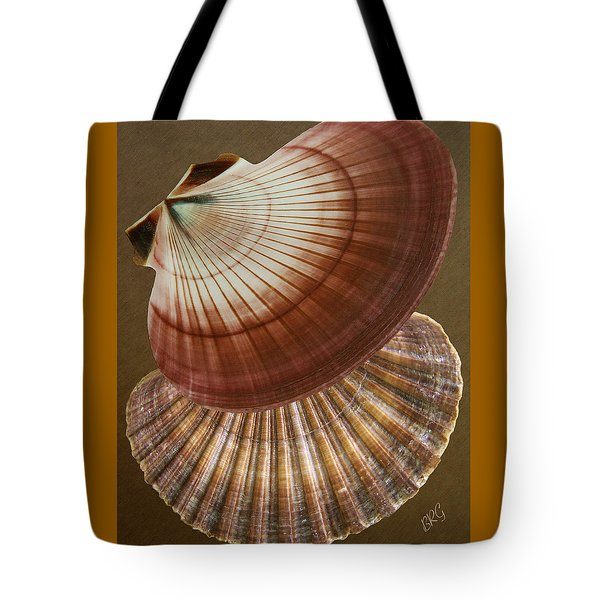 Seashells Spectacular No 53 Tote Bag by Ben and Raisa Gertsberg