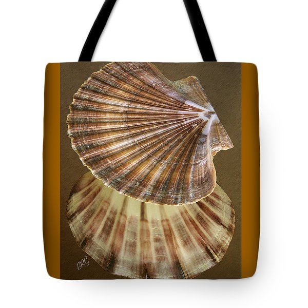 Seashells Spectacular No 54 Tote Bag by Ben and Raisa Gertsberg