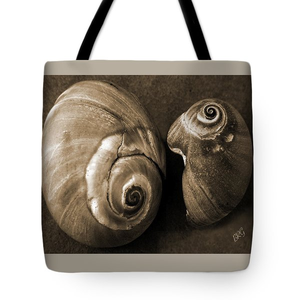 Tote Bag featuring the photograph Seashells Spectacular No 6 by Ben and Raisa Gertsberg