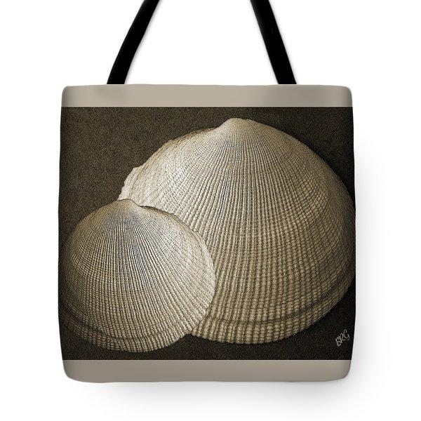 Seashells Spectacular No 8 Tote Bag