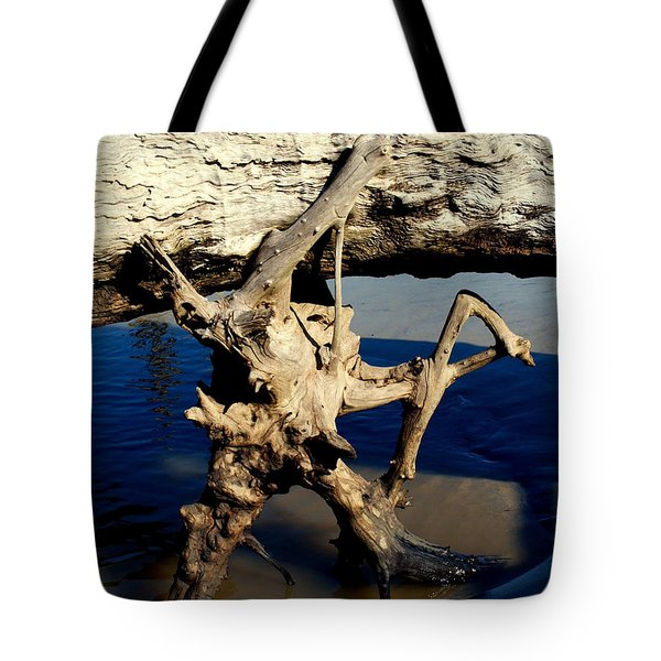 Seashore Atlas Tote Bag by Irma BACKELANT GALLERIES