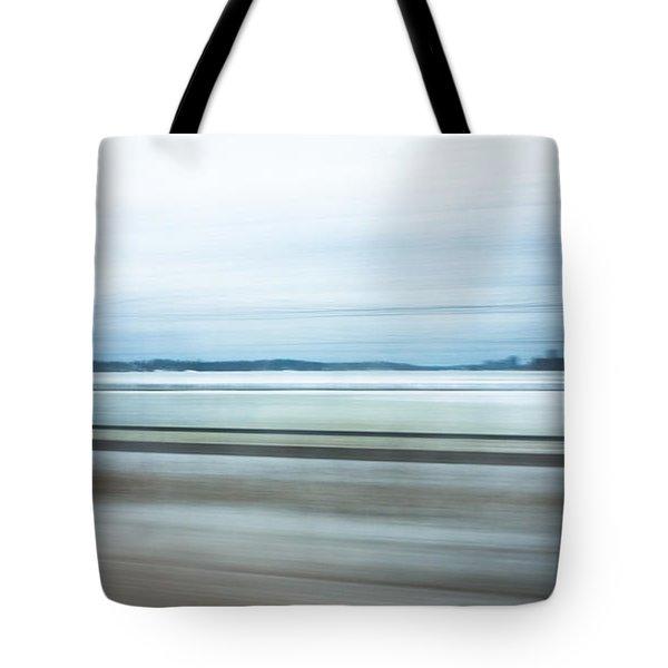 Seashore Expressions Tote Bag