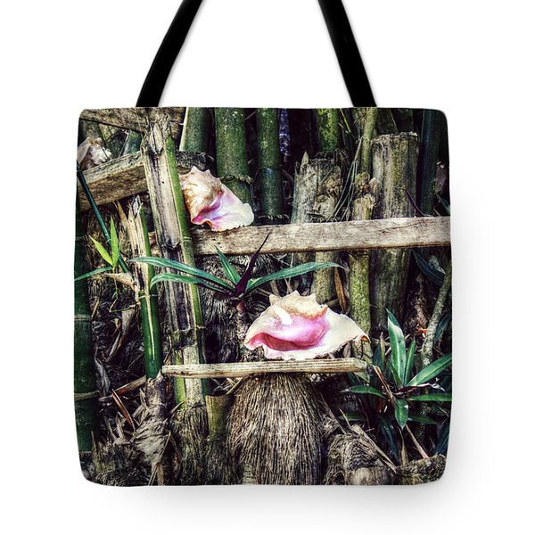 Tote Bag featuring the photograph Seaside Display by Melanie Lankford Photography