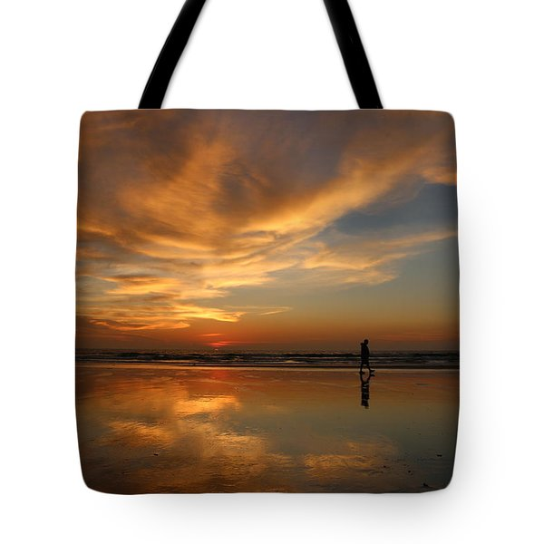 Seaside Reflections Tote Bag