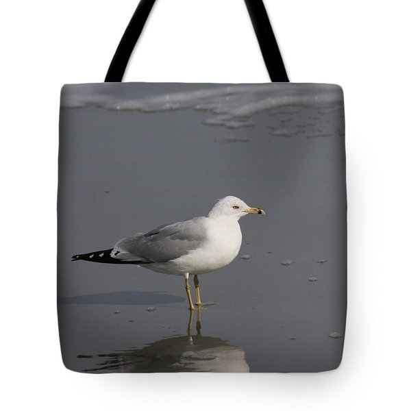 Seaside Sentinel Tote Bag