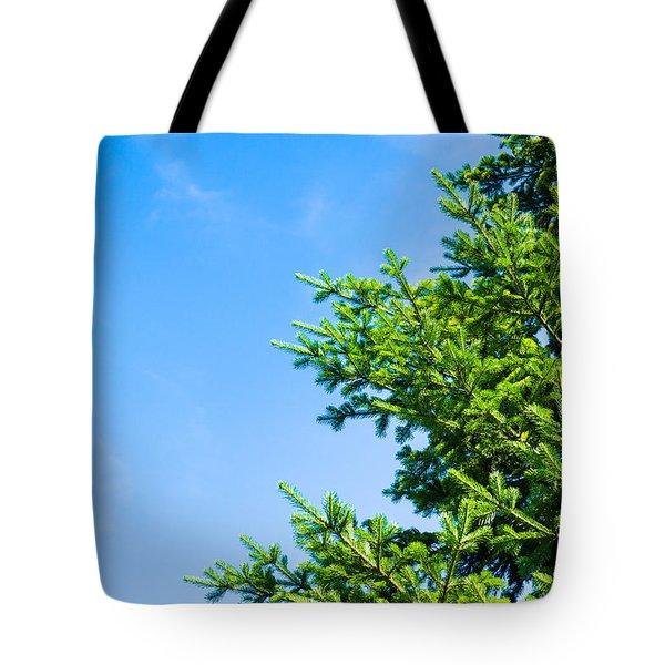 Season Greetings - Featured 3 Tote Bag by Alexander Senin
