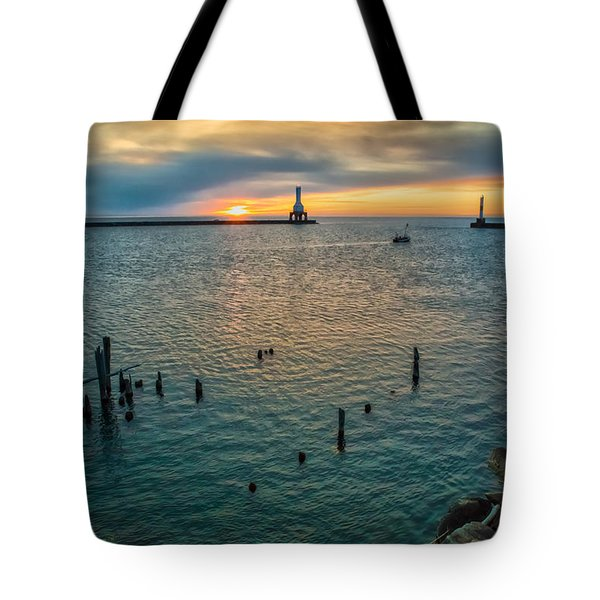 Season Opener Tote Bag