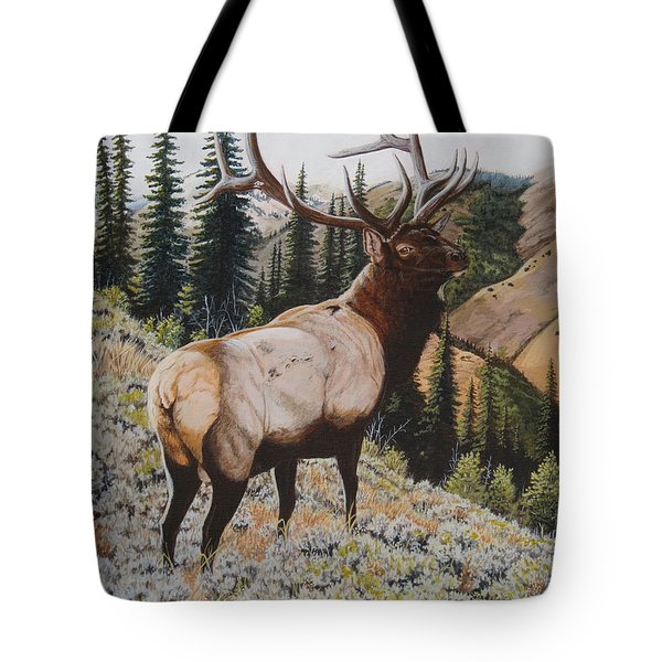 Seasoned Veteran Tote Bag