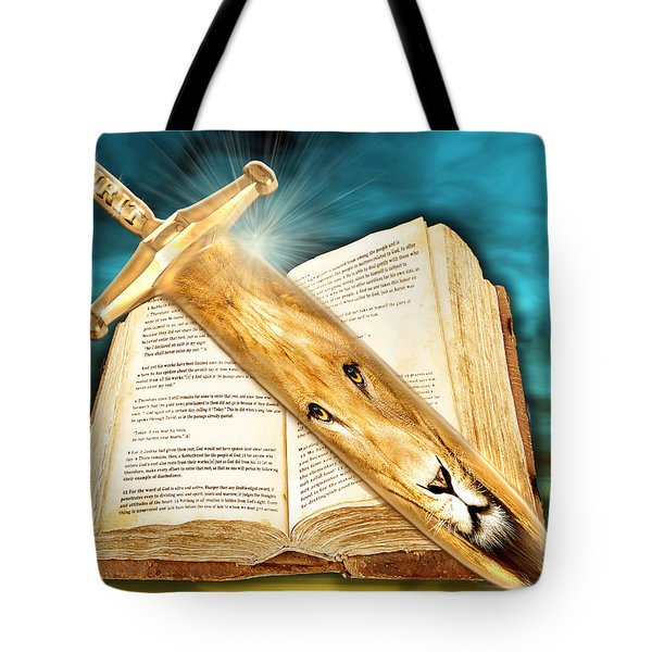 Seasons Of The Sword Tote Bag
