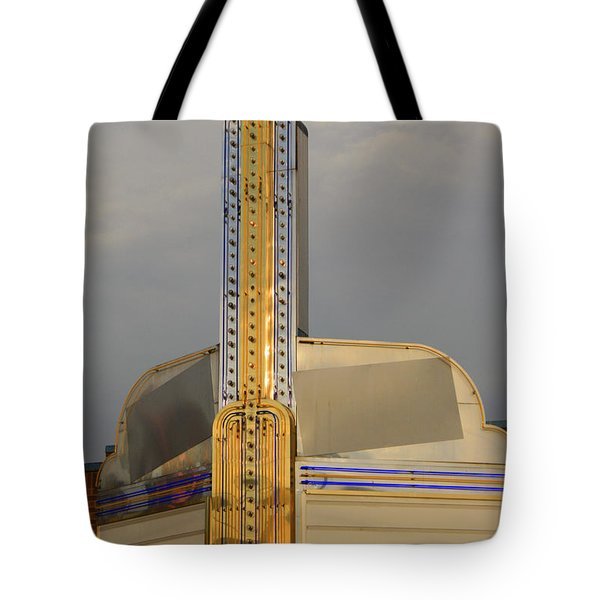 Seattle Theatre Tote Bag