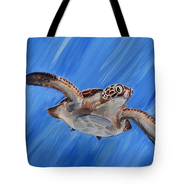 Seaturtle Tote Bag