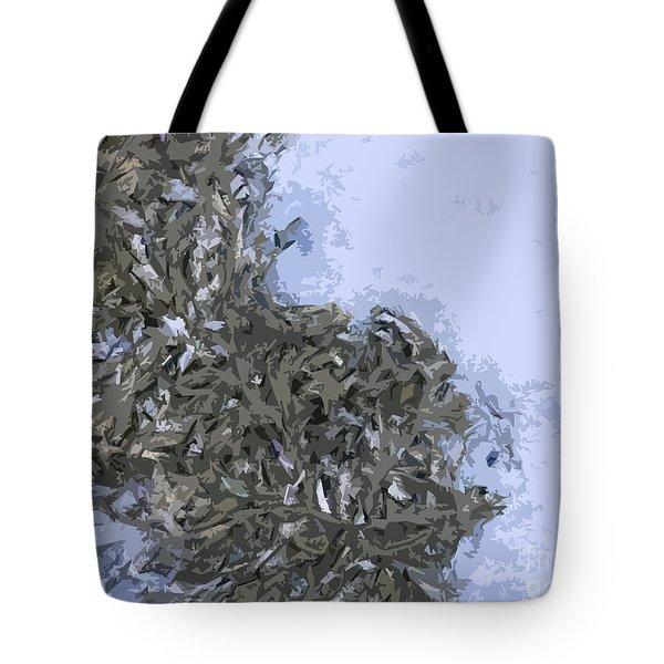 Seaweed Tote Bag by Carol Lynch