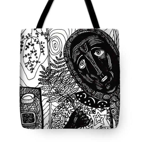 Sebastiana Tote Bag by Sarah Loft