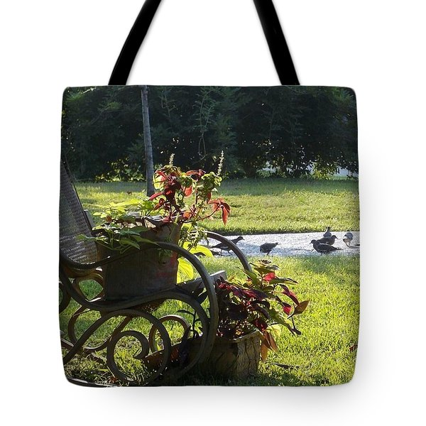 Tote Bag featuring the photograph Second Chance by John Glass