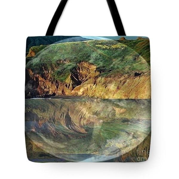Second Nature Tote Bag by PainterArtist FIN