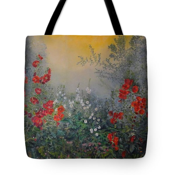 Secret Garden 110x180 Cm Tote Bag
