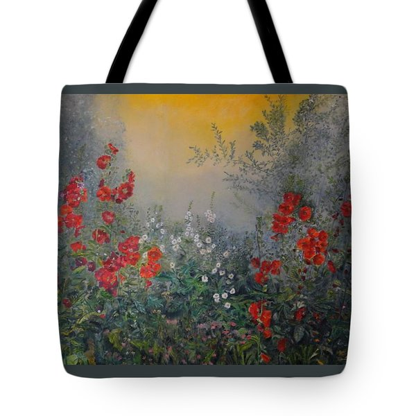 Secret Garden 110x180 Cm Tote Bag