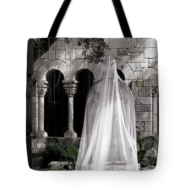 Secret Garden Tote Bag by Joanna Madloch