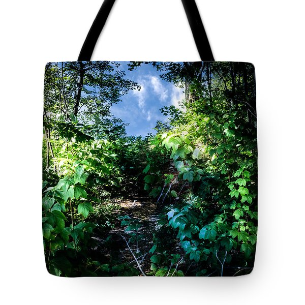 Secret Path Tote Bag