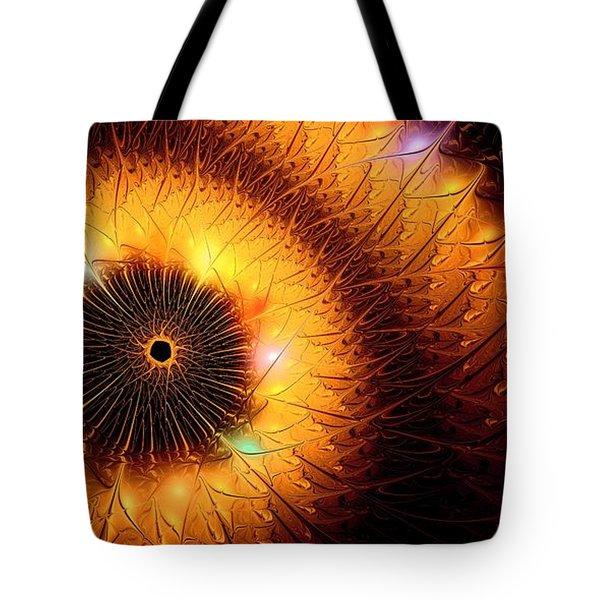 Secret Weapon Tote Bag by Anastasiya Malakhova