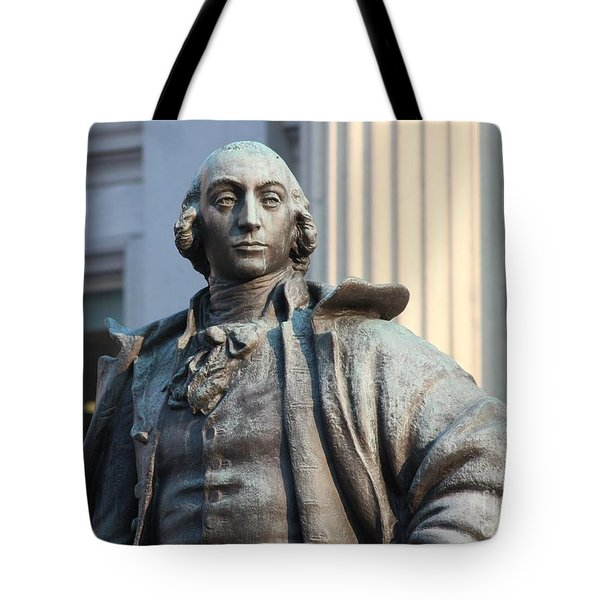Secretary Of Treasury Tote Bag by Cynthia Snyder