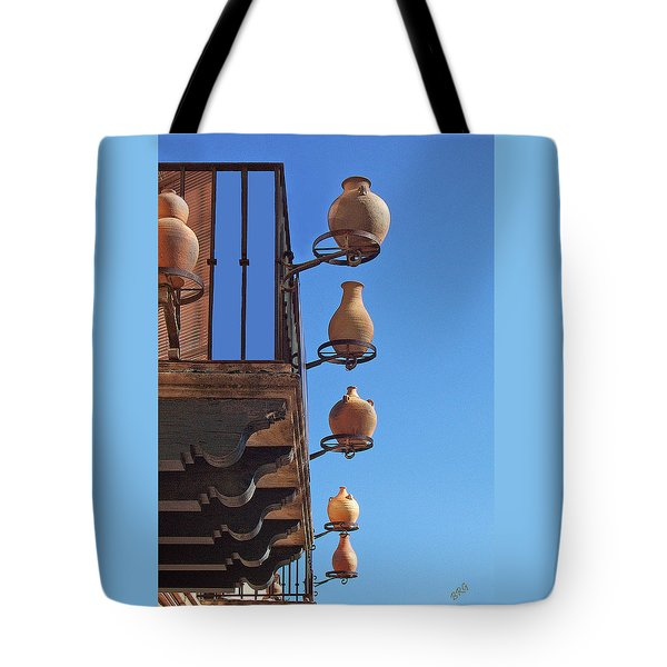 Sedona Jugs Tote Bag