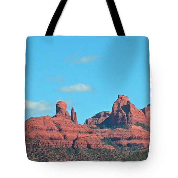 Sedona Panorama Tote Bag