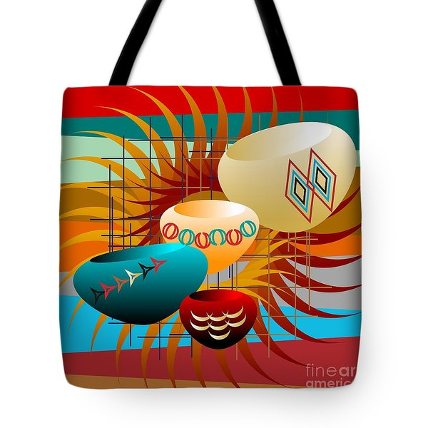 Sedona Still Life 2012 Tote Bag