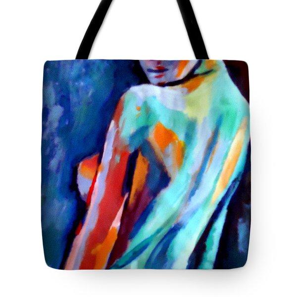 Seduction Tote Bag by Helena Wierzbicki
