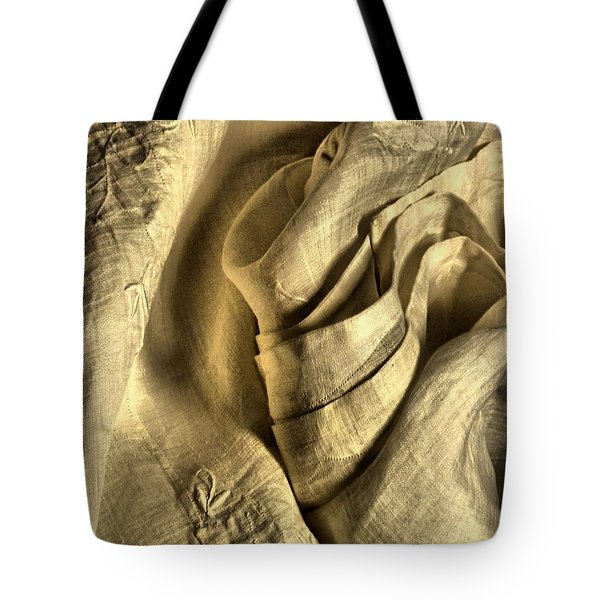 Seductive Tote Bag by Lauren Leigh Hunter Fine Art Photography