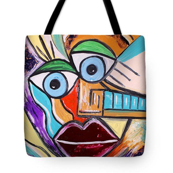 See It Positive Tote Bag
