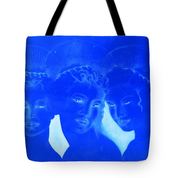 See Love Hear Love Speak Love Tote Bag