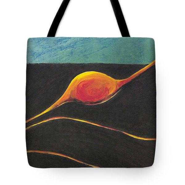 Seed Nucleus Tote Bag