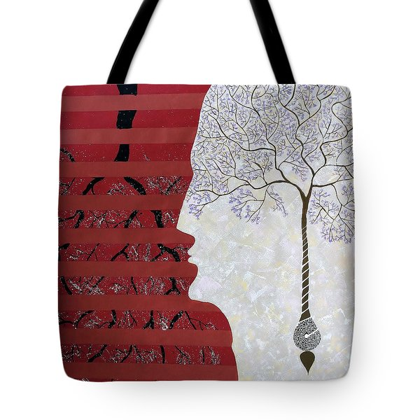 Seed Of Thought Tote Bag