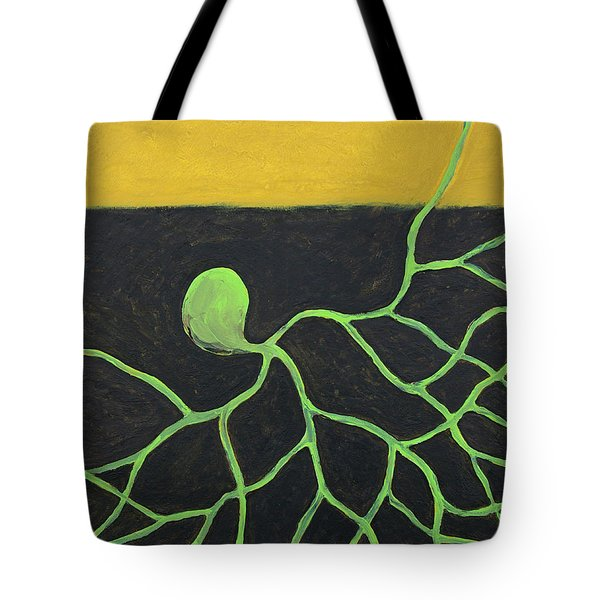 Seed Pulsation Tote Bag