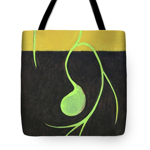 Seed Shoot Tote Bag