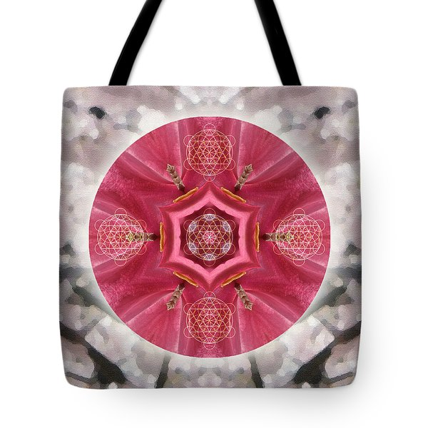 Seeds Of Transformation Tote Bag