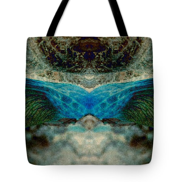 Seedwings Tote Bag by WB Johnston