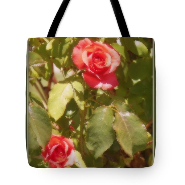 Seeing Double Tote Bag by Bobbee Rickard