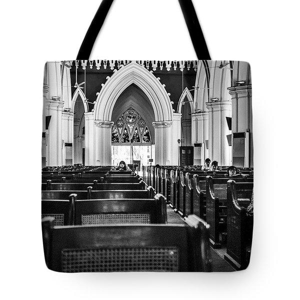 Seeker Tote Bag