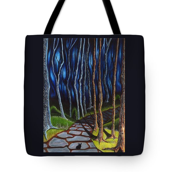 Seeking A Shadow  Tote Bag